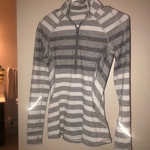 New never worn lululemon zip up longsleeve